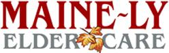 Maine-ly Elder Care Logo