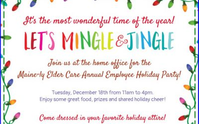 Employee Annual Holiday Party!